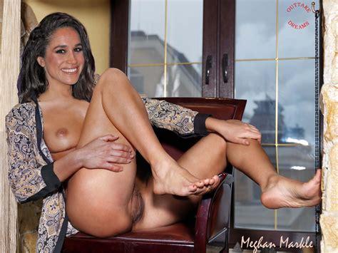 Meghan Markle Nude