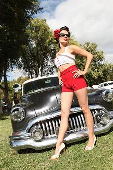 pin on hot rods hot rod pinup hottie from huntington pinup dinah derosa myrideisme com