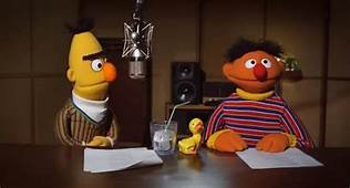 Bert And Ernie TomTom Voices Tell You How To Get