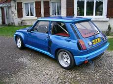 Renault 5 Alpine Turbo 2 - route occasion renault 5 alpine turbo a vendre