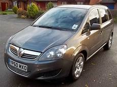 second vauxhall zafira 7 seater rhd for sale san