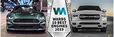 the 10 best engines of 2019 according to wards car news