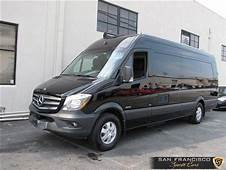 Used 2014 Mercedes Benz Sprinter 2500 For Sale Special