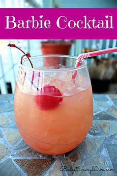 barbie cocktail recipe budget savvy