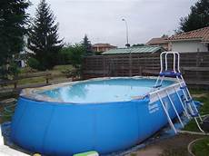 piscine autoport 233 e trou