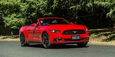 mustang 2016 review 2016 ford mustang ecoboost convertible review caradvice
