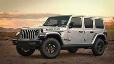2018 Jeep Wrangler Unlimited Moab Edition Finally Shows Up