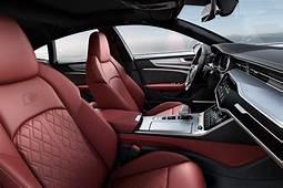 2020 Audi S7 Sportback Interior Photos  CarBuzz