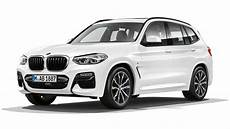 bmw x3 all details equipment and technical data bmw au