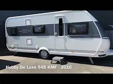 hobby 545 kmf hobby de luxe 545 kmf 2016 tilbud