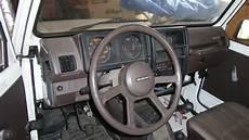 Suzuki Samurai Interior Parts