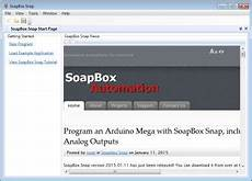 soapbox snap download open source pc based automation platform with a ladder logic editor