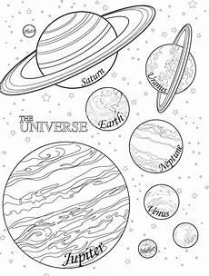 ausmalbilder sterne und planeten ausmalbilder wetter und planeten kostenlose malvorlage