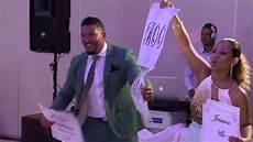 a funny wedding reception entrance video toronto wedding videographer youtube