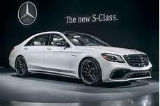 Mercedes S Klasse Facelift W222 2017 Test Preis Motor
