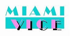 miami vice logo miami vice miami vice wiki fandom powered by wikia