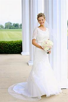 gorgeous and modest behind the scenes of a wedding dress alteration the collingsworth family