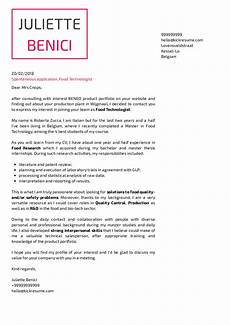 cover letter exles by real people quality control project technician cover letter kickresume