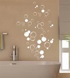 Vinyl Salle De Bain 90x Bubbles Bathroom Vinyl Wall Stickers Shower Door