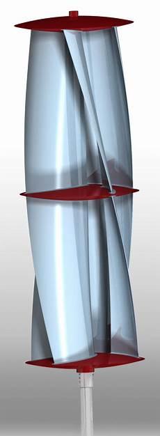 technik helix windturbine wind of change