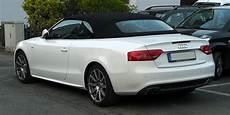File Audi A5 Cabriolet 1 8 Tfsi S Line Heckansicht 15