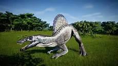 Malvorlagen Jurassic World Evolution Spinosaurus Rainforest Spinosaurus Jurassic Park World
