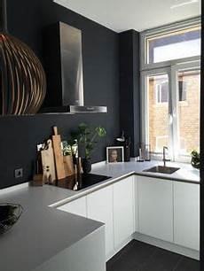 Wandgestaltung Küche Ideen - 53 wohnideen k 252 che f 252 r kleine r 228 ume wie gestaltet