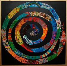 Malvorlage Hundertwasser Haus Hundertwasser Spirale1 Hundertwasser Kunstwerke Spiralen
