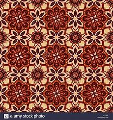 seamless colorful pattern in style islam arabic