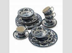 Johnson Brothers Old British Castles 20 Piece Dinnerware