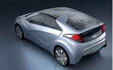 2009 Hyundai Blue Will Concept Wallpapers