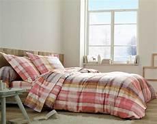 linge de lit flanelle motif fa 231 on madras becquet
