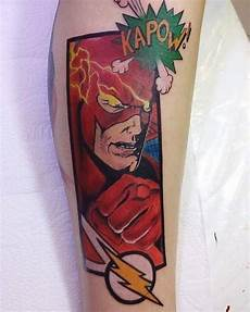 10 heroic tattoos of the flash flash tattoo tattoos