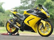 Kawasaki 250 Modifikasi by Motor Trend Modifikasi Modifikasi Motor Kawasaki