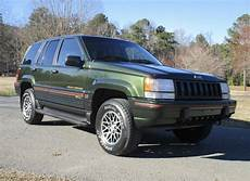 manual cars for sale 1995 jeep grand cherokee navigation system no reserve 1995 jeep grand cherokee orvis edition for sale on bat auctions sold for 9 500 on