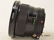 canon new fd 17mm f4 sunrise camera