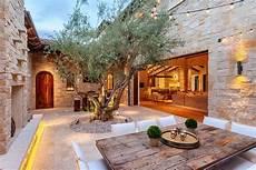 Barn Wood Furniture Patio Mediterranean With Cove Lighting