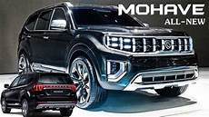 kia mohave 2020 2020 kia mohave all new look