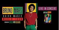 bruno mars announces 24k magic tour dates