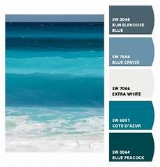 75 best images about ocean inspired paint colors pinterest bathroom color palettes house