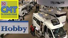 caravan messe 2018 cmt messe stuttgart 2018 hobby caravan reisemobile