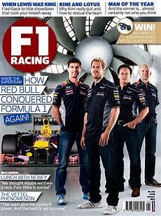 Formula 1 Racing Magazine F1 Racing Uk January