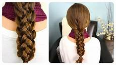 stacked braids cute girls hairstyles youtube