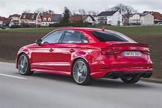 Audi Rs 3 Limousine - audi rs3 limousine 8v facelift 2017 erster test motor