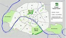 Paris Intra Muros Reboisement Fin Des Arrondissements 9 13 Actubis