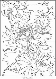 tale coloring pages printable 14917 tales coloring book in embroidery from broderie patterns page products