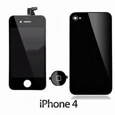 Vitre Avant Iphone 4 Pas Cher Kit De R 233 Paration 233 Cran Iphone 4 Noir 233 Cran Lcd Avant