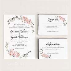 Ready To Print Wedding Invitations pin su s wedding