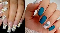 trendy nail art designs for short nails to make you shine