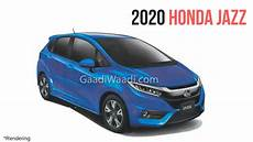 2020 honda jazz cars specs release date review and